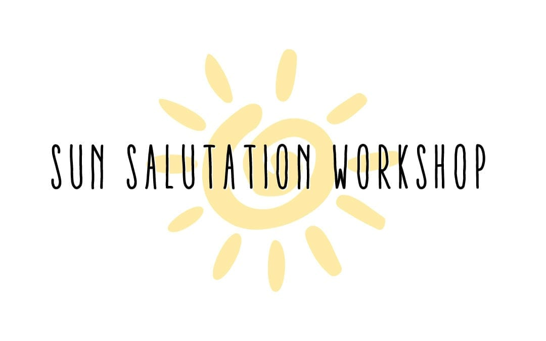 Sun salutation workshop with arrie and amy morning glory yoga sun salutation workshop with arrie and amy m4hsunfo