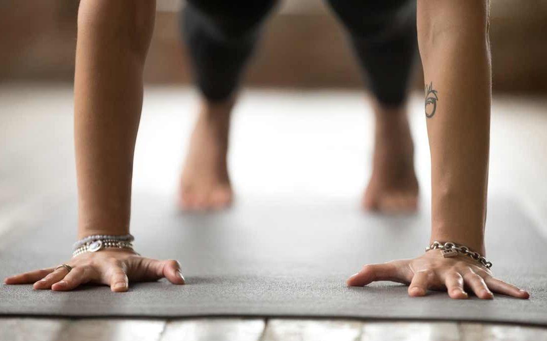 First 4 Week Yoga Foundation of 2019